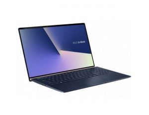 "Asus ZenBook UX533FD-A8067R laptop 15.6"" Full HD Intel Quad Core 8565U 16GB 512GB SSD GeForce GTX1050 Max Q plavi Win10 Pro 4-cell"