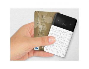 Elari CardPhone Beli Mobilni Telefon Velicine Kreditne Kartice