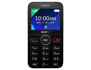 """Alcatel 2008G crni mobilni 2.4"""" 2Mpx"""
