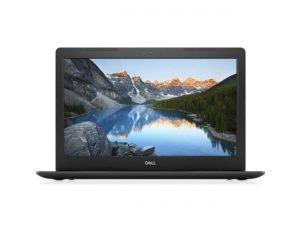 "Dell Inspiron 15 5570 (NOT12881) laptop 15.6"" FHD Intel Quad Core i5 8250U 8GB 256GB SSD Radeon 530 DVD RW Ubuntu crni 3-cell"