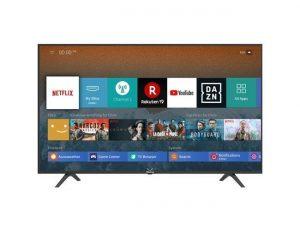 "Hisense H43B7100 Smart TV 4K 43"" Ultra HD DVB-T2"