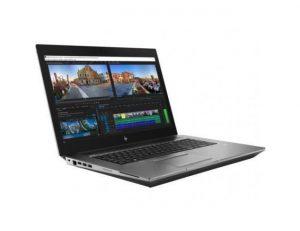 "HP ZBook 17 G5 (4QH16EA/16) laptop 17.3"" FHD Intel Hexa Core i7 8750H 16GB 256GB SSD Quadro P1000 Win10 Pro sivi 6-cell"