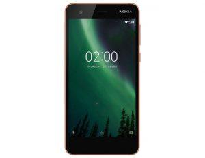 "Nokia 2 crni mobilni 5.0"" Quad-core 1.3 GHz Cortex-A7 1GB 8GB 8Mpx Dual Sim"