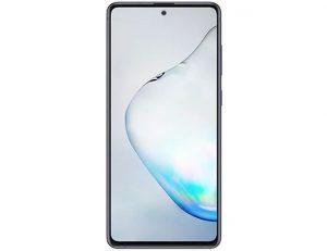"""Samsung Galaxy Note10 Lite (SM-N770FZKDSEE) crni mobilni 6.7"""" Octa Core Exynos 9810 do 2.7GHz 6GB 128GB 12Mpx+12Mpx+12Mpx Dual Sim"""