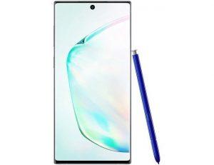 """Samsung Galaxy Note10 (SM-N970FZSDSEE) glow sjajni mobilni 6.3"""" Octa Core Exynos 9825 do 2.7GHz 8GB 256GB 16Mpx+12Mpx+12Mpx Dual Sim"""