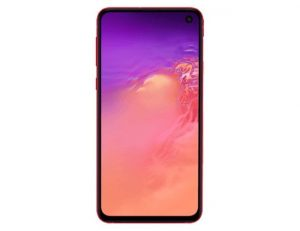 "Samsung Galaxy S10e (SM-G970FZRDSEE) crveni mobilni 5.8"" Octa Core (4x2.7GHz + 4x1.9GHz ) 6GB 128GB 16Mpx+12Mpx Dual Sim"