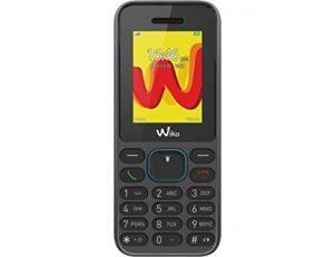 """Wiko Lubi 5 crni mobilni 1.8"""" Dual Sim"""