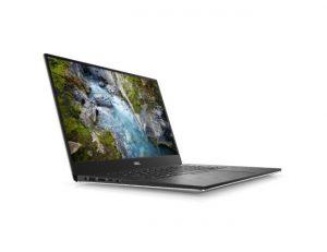 """Dell Precision M5540 (NOT15218) laptop 15.6"""" FHD Intel Hexa Core i7 9850H 16GB 512GB SSD Quadro T2000 Win10 Pro srebrni 3-cell"""