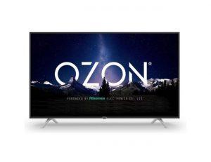 """Ozon by Hisense H50Z6000 Smart TV 50"""" 4K Ultra HD DVB-T2"""