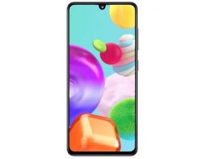 """Samsung Galaxy A41 (SM-A415FZKDEUB) crni mobilni 6.1"""" Octa Core Mediatek MT6768 do 2.0GHz 4GB 64GB 48Mpx+8Mpx+5Mpx Dual Sim"""