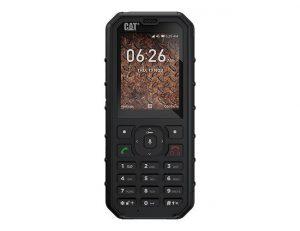 """Cat B35 crni mobilni 2.4"""" Dual Core Snapdragon 205 1.3GHz 512MB 4GB 2Mpx Dual Sim"""