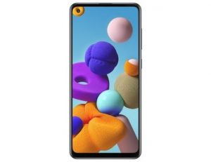 "Samsung Galaxy A21s (4/64GB) crni mobilni 6.5"" Octa Core Exynos 850 2.0GHz 4GB 64GB 48Mpx+8Mpx+2Mpx+2Mpx Dual Sim"