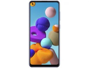 "Samsung Galaxy A21s (4/64GB) plavi mobilni 6.5"" Octa Core Exynos 850 2.0GHz 4GB 64GB 48Mpx+8Mpx+2Mpx+2Mpx Dual Sim"