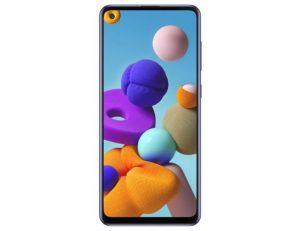 "Samsung Galaxy A21s (SM-A217FZBNEUF) plavi mobilni 6.5"" Octa Core Exynos 850 2.0GHz 3GB 32GB 48Mpx+8Mpx+2Mpx+2Mpx Dual Sim"