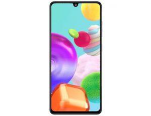 """Samsung Galaxy A41 (SM-A415FZWDEUB) beli mobilni 6.1"""" Octa Core Mediatek MT6768 do 2.0GHz 4GB 64GB 48Mpx+8Mpx+5Mpx Dual Sim"""