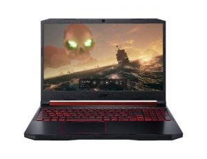 "Acer Nitro AN515 (NOT15725) gejmerski laptop 15.6"" FHD Intel® Quad Core™ i5 9300H 8GB 512GB SSD GeForce RTX2060 Win10 crni 4-cell"
