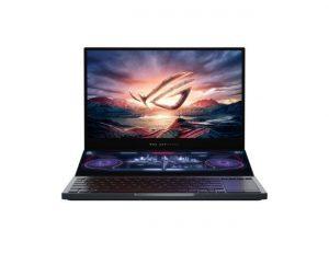 "Asus ROG Zephyrus Duo 15 GX550LWS-HC037T gejmerski laptop 15.6"" UHD Intel® Octa Core™ i7 10875H 32GB 1TB SSD GeForce RTX2070S Win10 sivi"