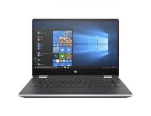 "HP Pavilion x360 14-dh1003nm (8KY73EA) 2u1 laptop Intel® Core™ i3 10110U 14"" FHD touch 8GB 256GB SSD Intel® UHD Graphics Win10 srebrni 3-cell"