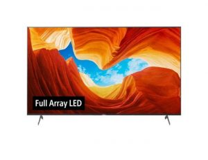 """Sony KD65XH9077SAEP Smart TV 65"""" 4K Ultra HD DVB-T2 Android"""