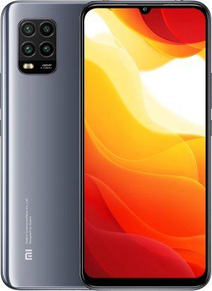 """Xiaomi MI 10 Lite sivi mobilni 6.57"""" Octa Core Snapdragon 765G do 2.4GHz 6GB 128GB 48 Mpix + 8 Mpix + 2 Mpix + 2 Mpix"""