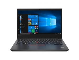"Lenovo ThinkPad E14-IML (20RA001BCX) laptop Intel® Quad Core™ i7 10510U 14"" FHD 16GB 512GB SSD Intel® UHD Graphics Win10 Pro crni"