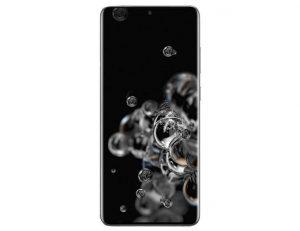 "Samsung Galaxy S20 Ultra (SM-G988BZWPEUF) beli mobilni 6.9"" Octa Core Exynos 990 do 2.73GHz12GB 128GB 108Mpx+48Mpx+12Mpx+TOF 3D Dual Sim"