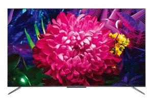 "TCL 50C715 Smart TV 50"" 4K Ultra HD DVB-T2 QLED"