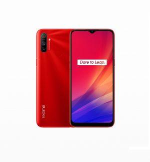 "Realme C3 (3/64) crveni mobilni 6.5"" Octa Core Mediatek Helio G70 3GB 64GB 12Mpx+2Mpx Dual Sim"
