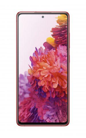 "Samsung Galaxy S20 FE (SM-G780FZRDEUC) crveni mobilni 6.5"" Octa Core Snapdragon 865 2.84GHz 6GB 128GB 12Mpx+8Mpx+12Mpx Dual Sim"