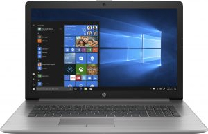 "HP 470 G7 (8VU29EA) laptop 17.3"" FHD Intel® Quad Core™ i5 10210U 8GB 256GB SSD Radeon 530 Win10 Pro sivi 3-cell"