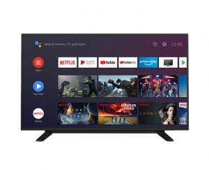"Toshiba 43UA2063DG Smart TV 43"" 4K Ultra HD DVB-T2 Android"