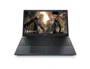 """Dell G3 (NOT16730) gejmerski laptop Intel® Hexa Core™ i7 10750H 15.6"""" FHD 16GB 512GB SSD GeForce GTX1650Ti crni"""