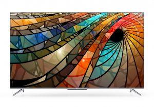 "TCL 50P715 Smart TV 50"" 4K Ultra HD DVB-T2"
