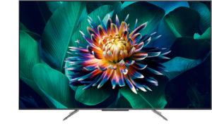 "TCL 65C715 Smart TV 65"" 4K Ultra HD DVB-T2 QLED"
