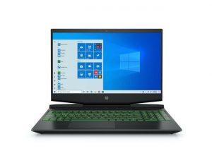 "HP Game Pavillion 15-EC1073 (1S8F3UA) gejmerski laptop 15.6"" FHD AMD Ryzen 5 4600H 8GB 256GB SSD GeForce GTX1650 Win10 crni"