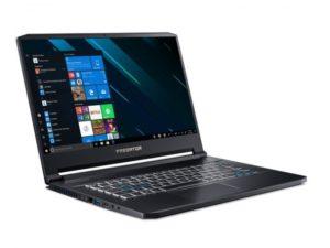 "Acer Predator Triton PT515-52-7782 gejmerski laptop Intel® Hexa Core™ i7 10750H 15.6"" FHD 16GB 1TB SSD GeForce RTX2070 Win10 crni"
