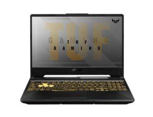 Asus TUF Gaming A15 FA506II-AL010 gejmerski laptop 15.6 FHD AMD Ryzen 7 4800H 16GB 512GB SSD GeForce GTX1650Ti sivi