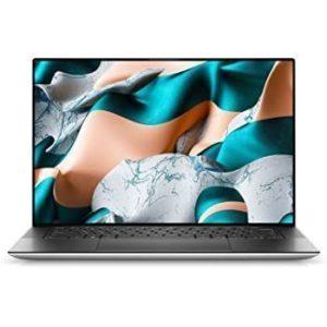 """Dell XPS 9500 (NOT16400) laptop Intel® Hexa Core™ i7 10750H 15.6"""" FHD+ 16GB 512GB SSD GeForce GTX1650Ti Win10 Pro srebrni"""