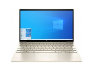 "HP Envy 13-ba0003nm (1S7J7EA) laptop Intel® Quad Core™ i5 1035G1 13.3"" FHD 8GB 256GB SSD Intel® UHD Graphics Win10 zlatni"