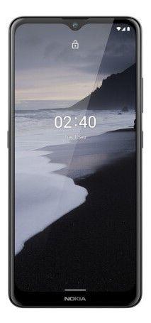 """Nokia 2.4 sivi mobilni 6.5"""" Octa Core Mediatek MT6762 Helio P22 2GB 32GB 13Mpx+2Mpx Dual Sim"""