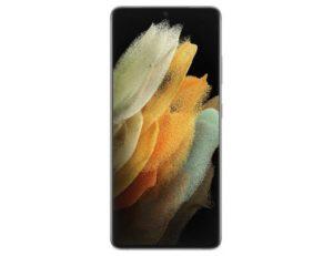 """Samsung S21 Ultra 128GB (SM-G998BZSDEUC) srebrni mobilni 6.8"""" Exynos 2100 12GB 128GB 108Mpx 10Mpx+10Mpx+12Mpx"""