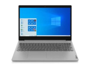 "Lenovo IdeaPad 3 15ADA05 (81W100KBYA) laptop 15.6"" HD AMD Athlon 3150U 4GB 256GB SSD Radeon Graphics sivi"