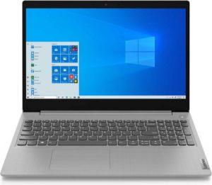 """Lenovo IdeaPad 3 15IIL05 (81WE0090YA) laptop Intel® Quad Core™ i7 1065G7 15.6"""" FHD 8GB 256GB SSD Intel® Iris Plus sivi"""