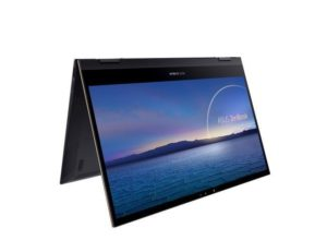 "Asus ZenBook Flip S UX371EA-WB711R 2u1 laptop Intel® Quad Core™ i7 1165G7 13.3"" UHD OLED touch 16GB 512GB SSD Intel® Iris Xe Win10 Pro crni"