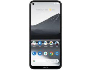 """Nokia 3.4 sivi mobilni 6.39"""" Octa Core Snapdragon 460 1.8GHz 3GB 64GB 13Mpx+5Mpx+2Mpx Dual Sim"""