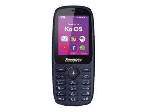 """Energizer Energy E241 (UPENE241BLEUS) crni mobilni 2.4"""" Unisoc SC7731E 512MB 4GB Dual Sim"""