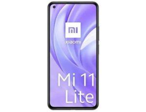 """Xiaomi Mi 11 Lite 4G 6/128GB crni mobilni 6.55"""" Octa Core Snapdragon 732G 6GB 128GB 64Mpx+8Mpx+5Mpx Dual Sim"""