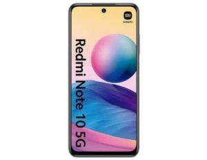 """Xiaomi Redmi Note 10 5G 4/64GB srebrni mobilni 6.5"""" Octa Core MediaTek MT6833 4GB 64GB 48Mpx+2Mpx+2Mpx Dual sim"""