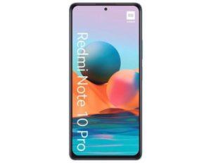 """Xiaomi Redmi Note 10 Pro 128GB plavi mobilni telefon 6.67"""" Octa Core Snapdragon 732G 6GB 128GB 108Mpx+8Mpx+5Mpx+2Mpx Dual Sim"""