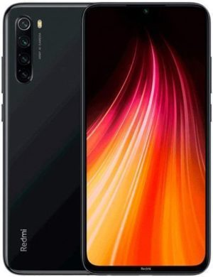 "Xiaomi Redmi Note 8 64GB crni mobilni 6.3"" Octa Core Snapdragon 665 4GB 64GB 48Mpx+8Mpx+2Mpx+2Mpx Dual Sim"